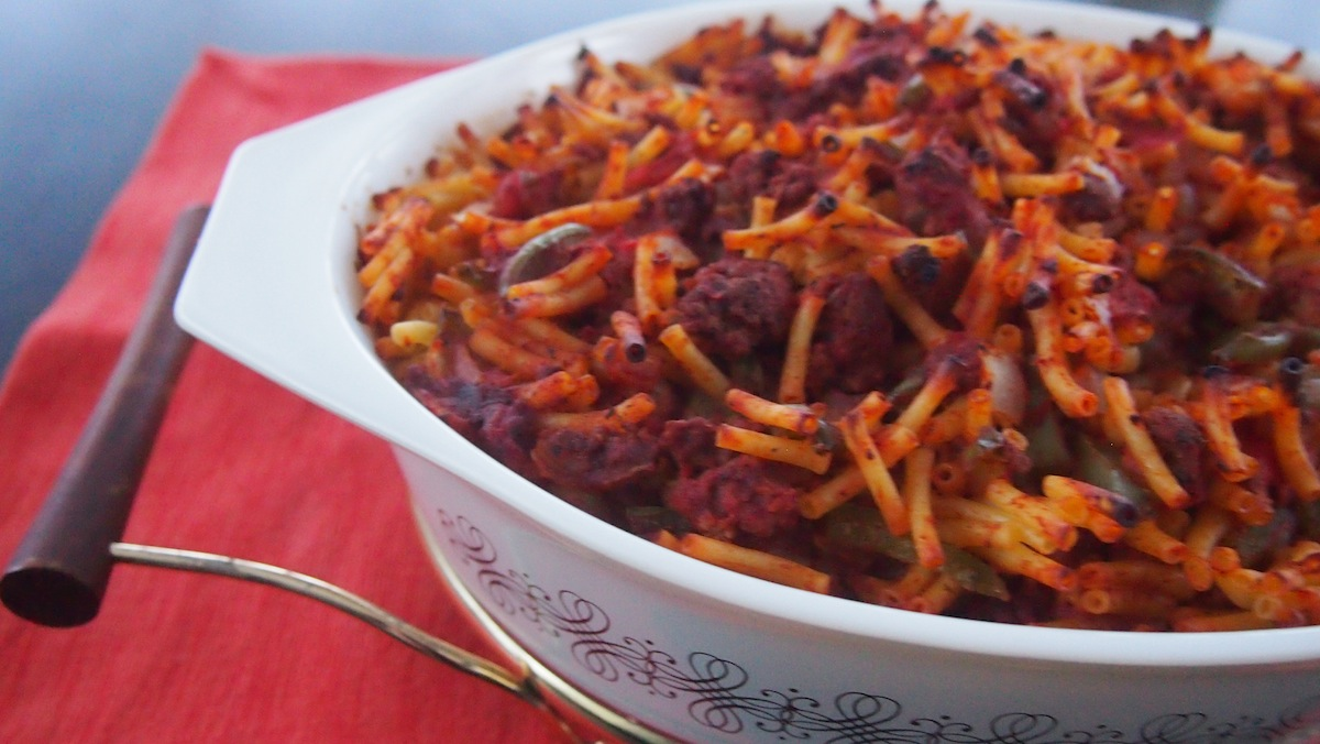 Baked chili